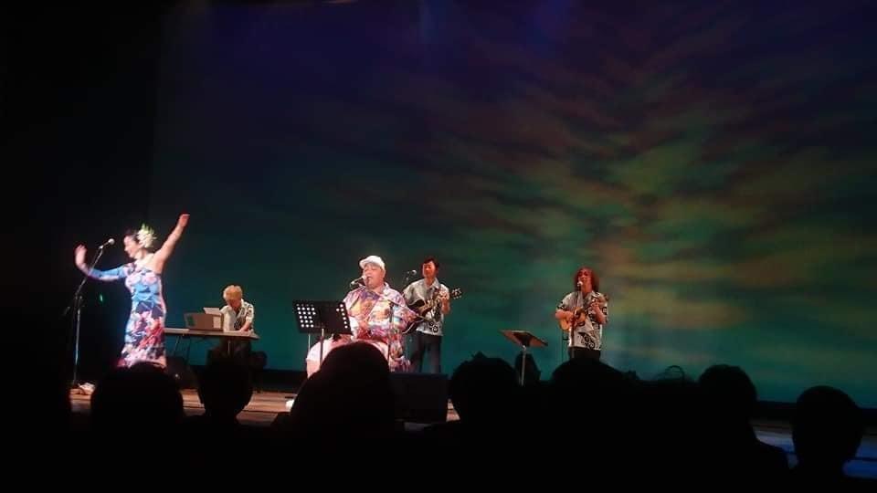 津島市 ふれ愛チャリティーコンサートでコニシキさんの演奏を聴きました!_f0373339_12480948.jpg
