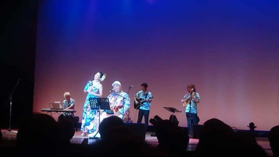 津島市 ふれ愛チャリティーコンサートでコニシキさんの演奏を聴きました!_f0373339_12480959.jpg