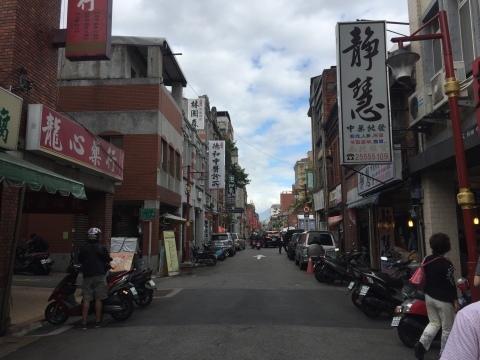 台北の古い町並み_f0233340_15173447.jpg