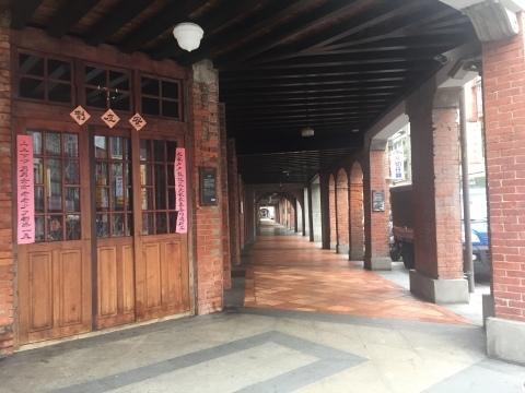 台北の古い町並み_f0233340_15411804.jpg