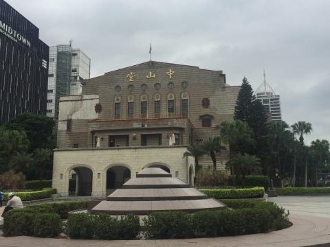 台北の古い町並み_f0233340_15433560.jpg