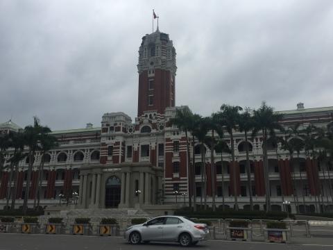 台北の古い町並み_f0233340_15440897.jpg