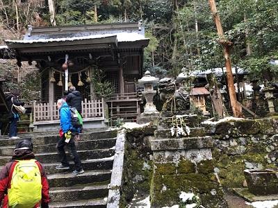 八瀬童子 冬の京都1日目_f0019247_14543816.jpg