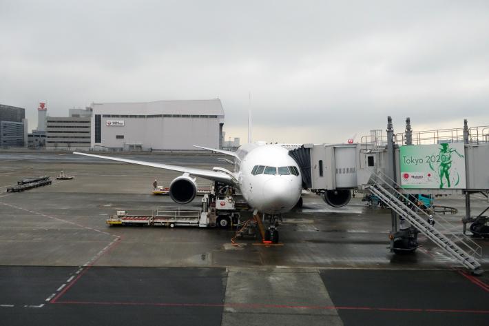 日本航空 JL913便 B767-300ER で羽田から那覇へ 2020年1月 那覇・浦添の旅_f0117059_15060129.jpg