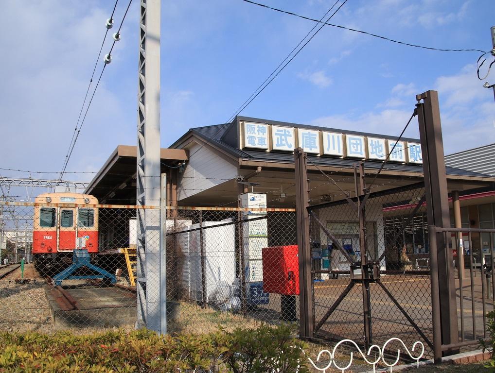 阪神電車 赤胴車のある風景_d0202264_10415191.jpg