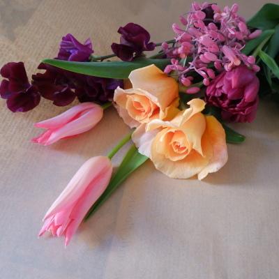 オークリーフ(ご自宅用の切り花)_f0049672_18583787.jpg
