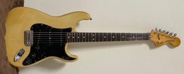 """Fender""""stratocaster(1979)""""_e0052576_00193405.jpg"""