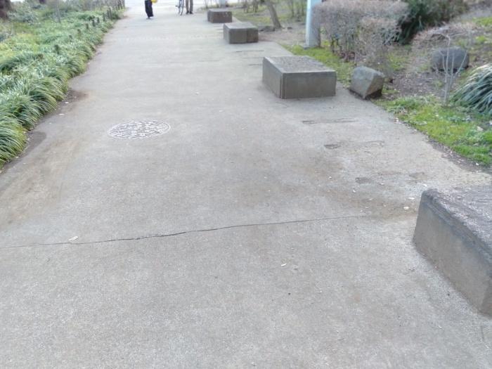 追悼 公園の片隅で暮らしていた女性 _d0134281_19290768.jpg