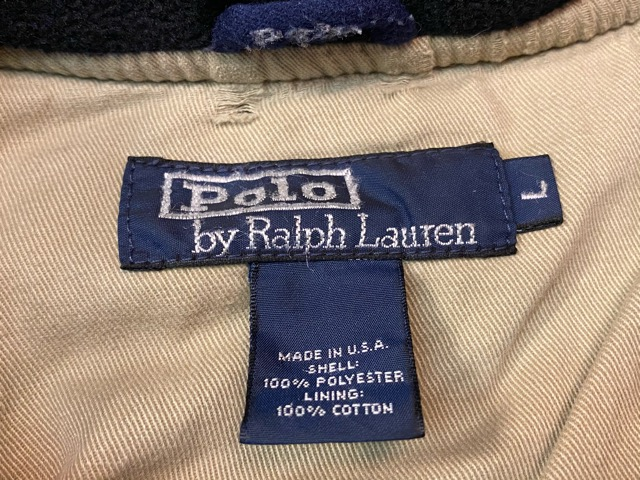 2月15日(土)マグネッツ大阪店スーペリア入荷!!#5 RalphLauren & CottonKnit編! TankersType & A-1 Type、BlackWatch、RRL!!_c0078587_19592978.jpg