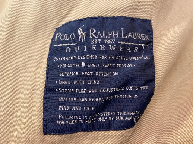 2月15日(土)マグネッツ大阪店スーペリア入荷!!#5 RalphLauren & CottonKnit編! TankersType & A-1 Type、BlackWatch、RRL!!_c0078587_201488.jpg