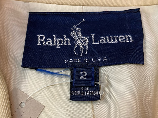 2月15日(土)マグネッツ大阪店スーペリア入荷!!#5 RalphLauren & CottonKnit編! TankersType & A-1 Type、BlackWatch、RRL!!_c0078587_2051314.jpg