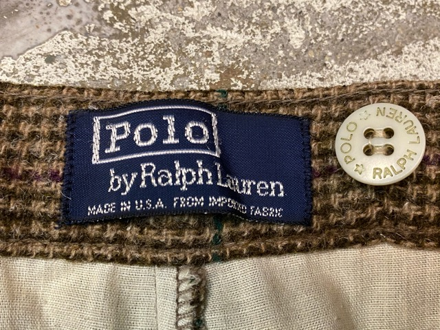 2月15日(土)マグネッツ大阪店スーペリア入荷!!#5 RalphLauren & CottonKnit編! TankersType & A-1 Type、BlackWatch、RRL!!_c0078587_2071034.jpg