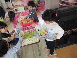 レストランごっこ_f0202388_18004563.jpg