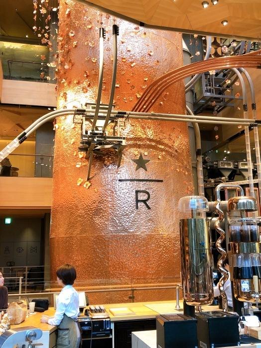 東京都中目黒区    STARBUCKS RESERVE® ROASTERY TOKYO_d0337795_16143157.jpg