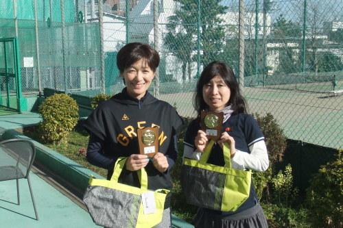 2020年2月12日(水)女子ダブルスオープントーナメント_b0158200_13010596.jpg