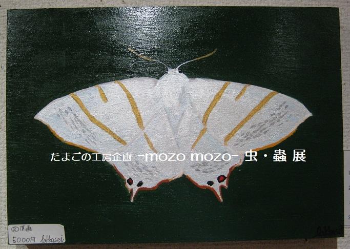 たまごの工房企画 -mozo mozo- 虫・蟲 展  その3_e0134502_17551828.jpg