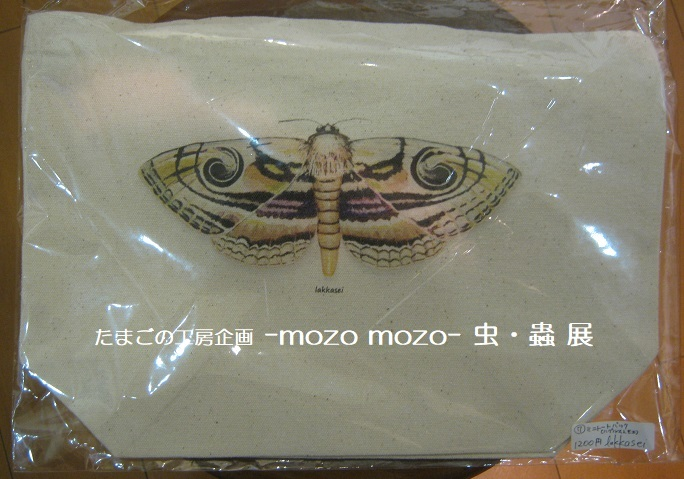たまごの工房企画 -mozo mozo- 虫・蟲 展  その3_e0134502_17553036.jpg