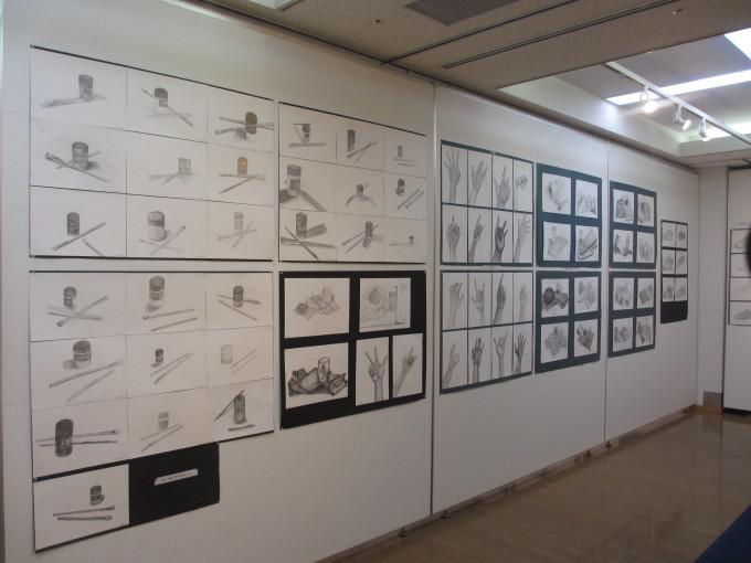 姫路工業高校デザイン科 作品展_d0077106_15470629.jpg