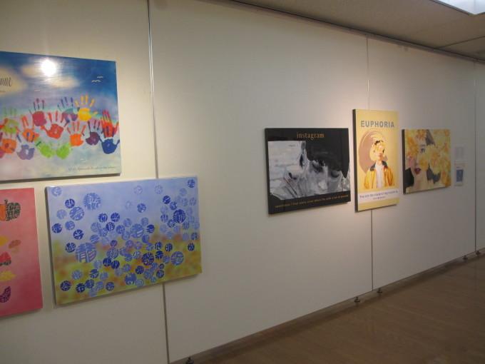 姫路工業高校デザイン科 作品展_d0077106_16044434.jpg