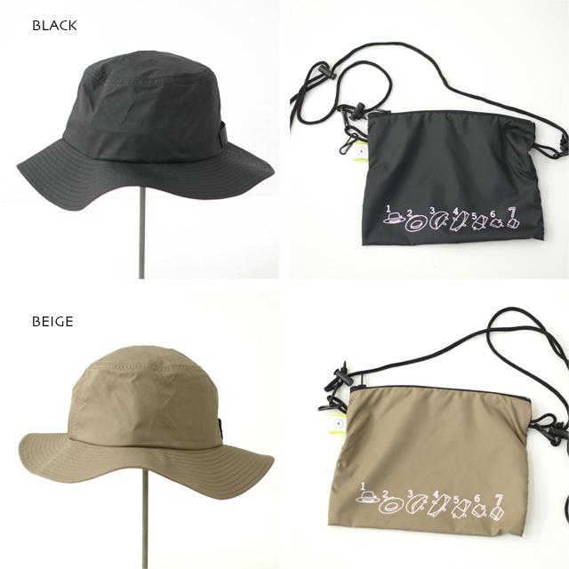 halo.commodity [ハロ コモディティ] Pollen Banner Hat [h201-401] ポーレン バナー ハット ・MEN\'S / LADY\'S_f0051306_16192213.jpg