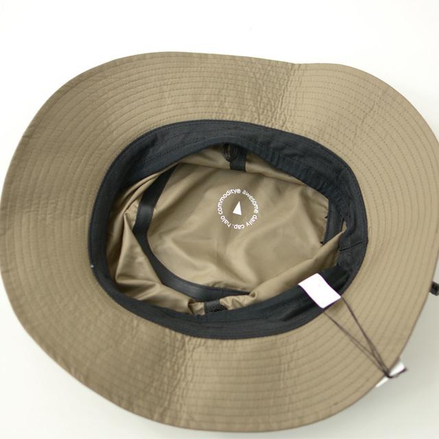 halo.commodity [ハロ コモディティ] Pollen Banner Hat [h201-401] ポーレン バナー ハット ・MEN\'S / LADY\'S_f0051306_16192240.jpg