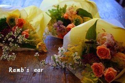 ガーデン倶楽部 Bouquetレッスン♪_e0128909_07042700.jpg