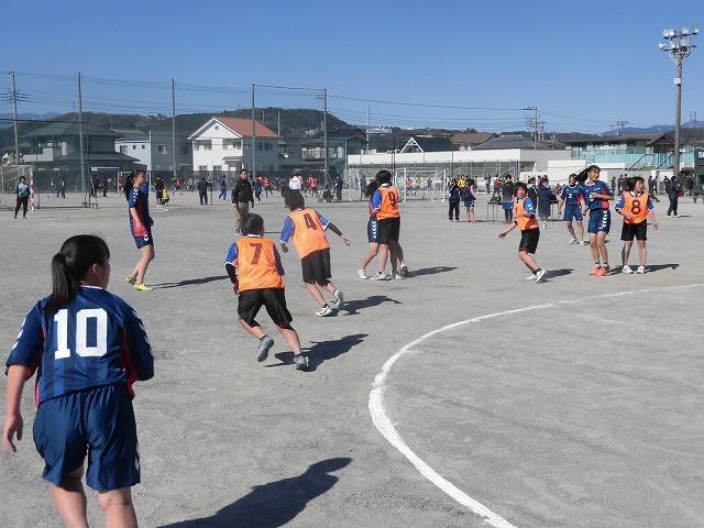「ハンドボール尽くし」 小中学生、高校1年生、そして選抜大会につながる高校東海大会_f0141310_06551460.jpg