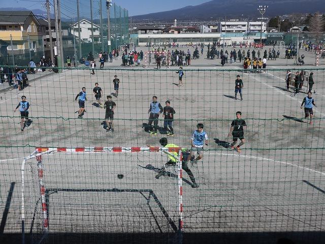 「ハンドボール尽くし」 小中学生、高校1年生、そして選抜大会につながる高校東海大会_f0141310_06553423.jpg