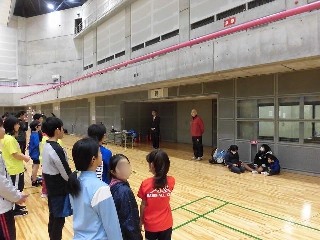 「ハンドボール尽くし」 小中学生、高校1年生、そして選抜大会につながる高校東海大会_f0141310_06563250.jpg