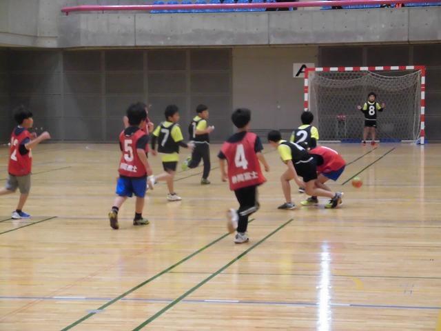 「ハンドボール尽くし」 小中学生、高校1年生、そして選抜大会につながる高校東海大会_f0141310_06565122.jpg