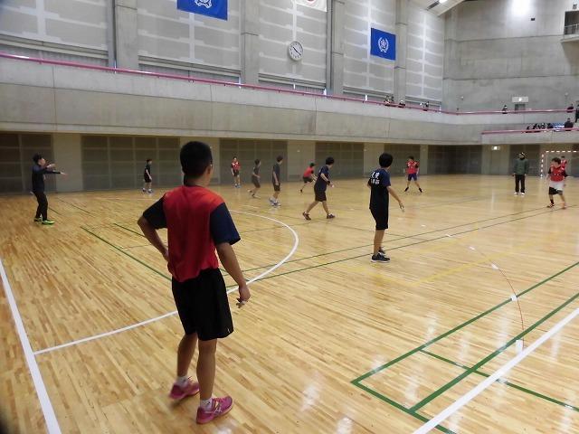「ハンドボール尽くし」 小中学生、高校1年生、そして選抜大会につながる高校東海大会_f0141310_06571785.jpg
