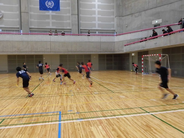 「ハンドボール尽くし」 小中学生、高校1年生、そして選抜大会につながる高校東海大会_f0141310_06572949.jpg