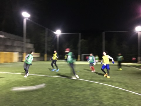 UNO 2/10(月) at UNOフットボールファーム_a0059812_17392794.jpg