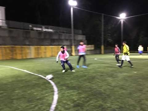 UNO 2/10(月) at UNOフットボールファーム_a0059812_17393773.jpg