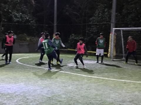 UNO 2/10(月) at UNOフットボールファーム_a0059812_17394974.jpg