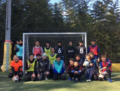 ゆるUNO 2/11(火・祝) at UNOフットボールファーム_a0059812_17565257.jpg