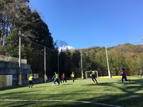 ゆるUNO 2/11(火・祝) at UNOフットボールファーム_a0059812_17571741.jpg
