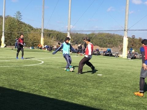 ゆるUNO 2/11(火・祝) at UNOフットボールファーム_a0059812_17584107.jpg