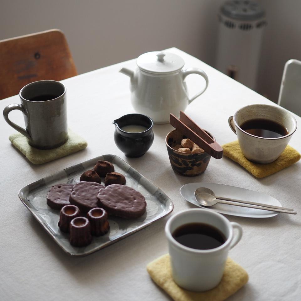 珈琲と緑茶を_b0206421_18184182.jpg