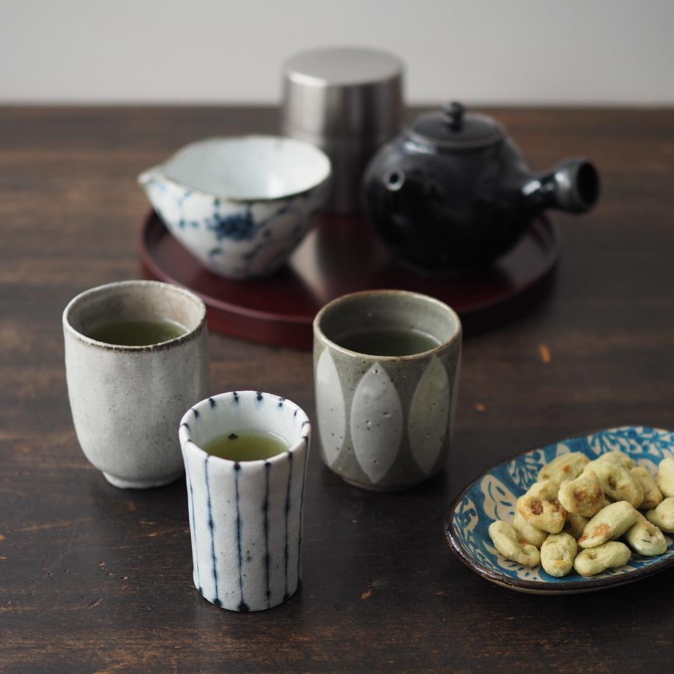 珈琲と緑茶を_b0206421_18192111.jpg