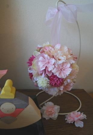 1dayレッスン「桜色のポマンダー」のご案内_d0204522_22382576.jpg