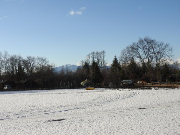 今週末の天気と気温(2020年2月13日)雪少ないですが、あたたかく過ごしやすいです_b0174425_22015516.jpg