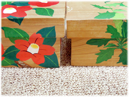熊本・人吉の工芸 瓢古庵の手描きの花手箱_d0221430_17030931.jpg