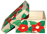 熊本・人吉の工芸 瓢古庵の手描きの花手箱_d0221430_17220476.jpg