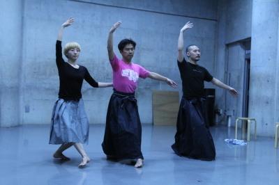 ダンスとライブ音楽を満喫できる「近藤良平・神楽坂とさか計画ORIGIN 3」公演間もなく_d0178431_00535652.jpg