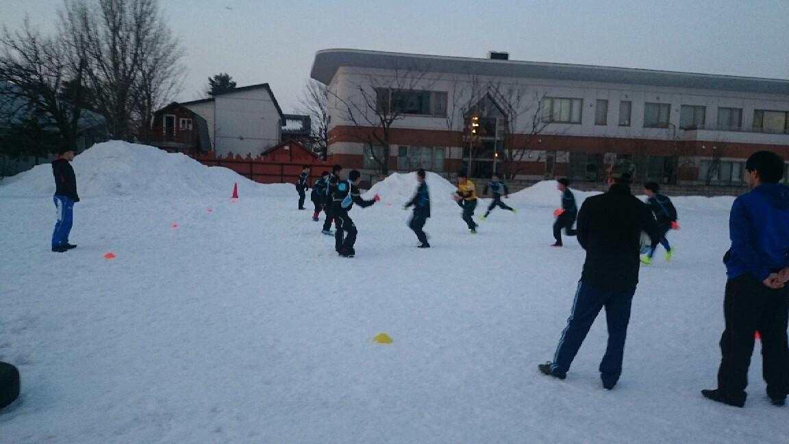 雪解け_c0095835_20343932.jpg