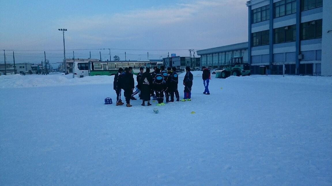 雪解け_c0095835_20343952.jpg