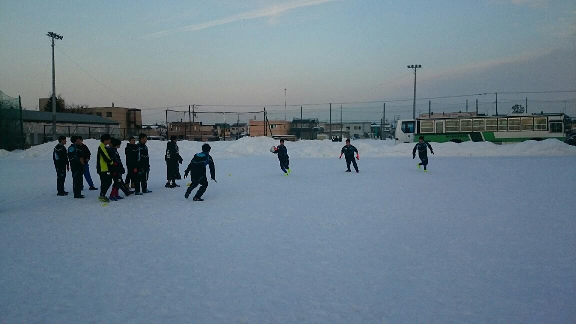 雪解け_c0095835_20343963.jpg