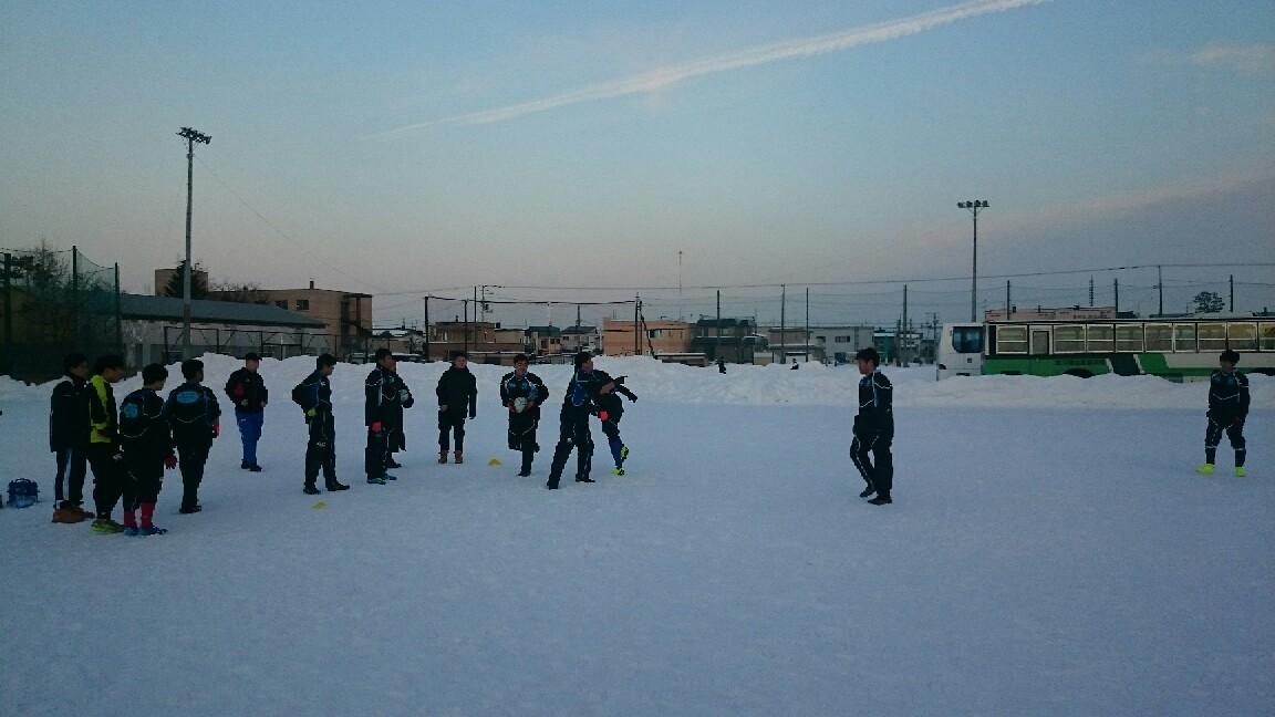 雪解け_c0095835_20343976.jpg