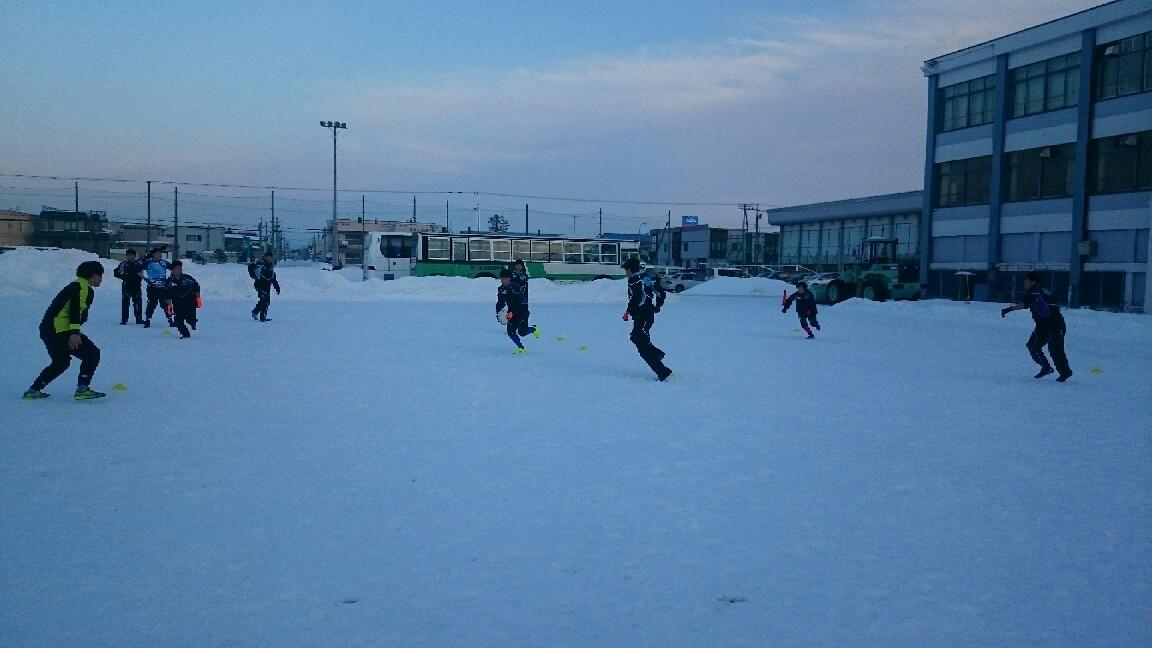 雪解け_c0095835_20343990.jpg